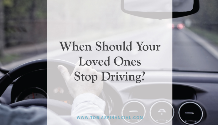 When Should Your Loved Ones Stop Driving?