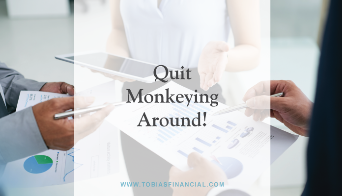 Quit Monkeying Around!