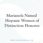 Marianela Named Hispanic Women of Distinction Honoree
