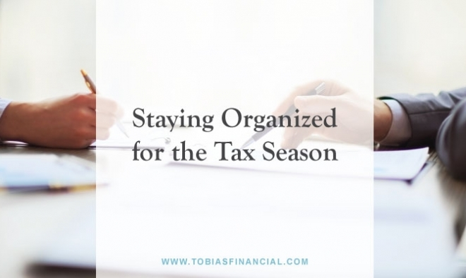 Staying Organized for the Tax Season